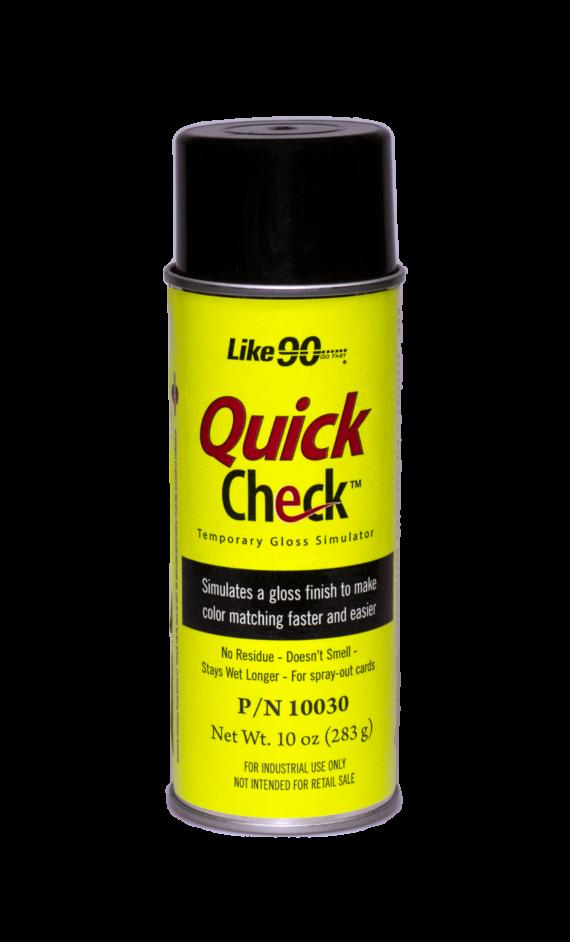 10030 Like90 Quick Check aerosol