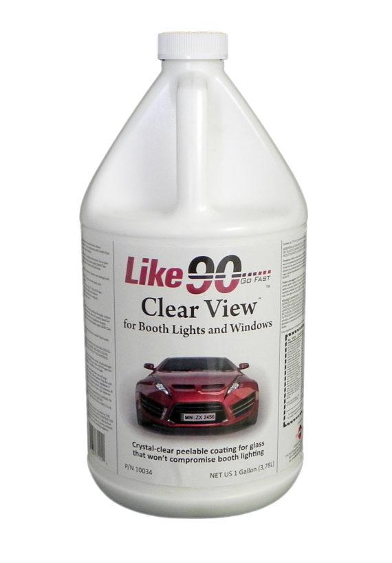 Like90 10034 Clear View 1-gal